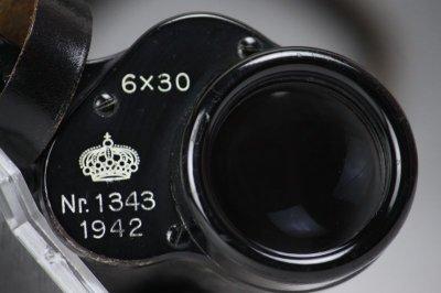 画像2: CARL ZEISS JENA SILVAMAR/カールツァイス 軍用双眼鏡