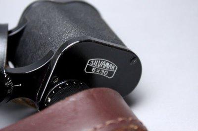 画像3: CARL ZEISS JENA SILVAMAR/カールツァイス 軍用双眼鏡