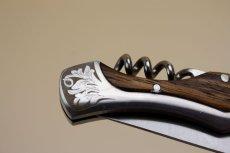 画像3: Laguiole Bougna Baroque/ラギオール バロックナイフ【未使用】 (3)