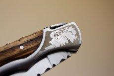 画像2: Laguiole Bougna Baroque/ラギオール バロックナイフ【未使用】 (2)