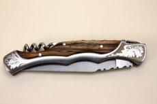 画像1: Laguiole Bougna Baroque/ラギオール バロックナイフ【未使用】 (1)