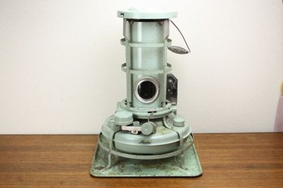 画像2: Aladdin Pod 8K 石油ストーブ ブルーフレーム 窓用 マイカ100枚 (雲母)送料無料
