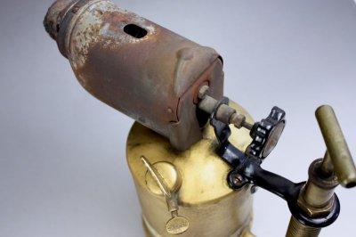 画像1: Primus  No605 BlowTorch lamp /プリムス ブロートーチランプ