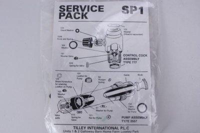 画像1: Tilley サービスパック Sp-1 ティリー純正 /SERVICE Pack Sp-1