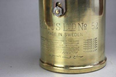 画像1: Radius52 ブロートーチ 軍用トーチ/Sweden