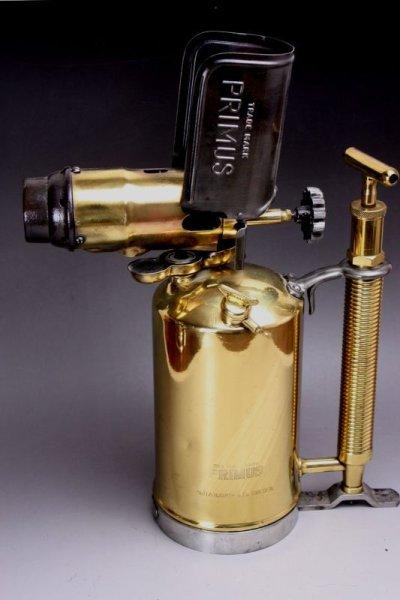 画像3: Primus  No607 BlowTorch lamp /プリムス ブロートーチランプ