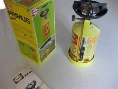 画像2: Primus2241 カートリッジバーナー Sweden/プリムス