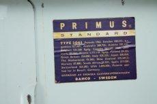 画像3: PRIMUS 2063 AB BAHCO Sweden/プリムスバーナー (3)