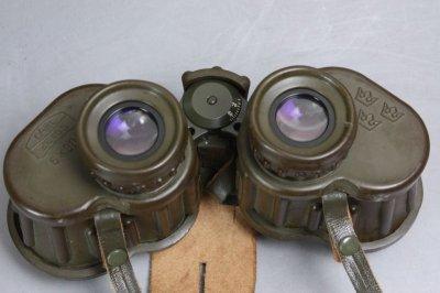画像1: CARL ZEISS /カールツァイス スウェーデン軍用双眼鏡【未使用】