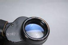画像4: CARL ZEISS JENA SILVAMAR/カールツァイス 軍用双眼鏡 (4)