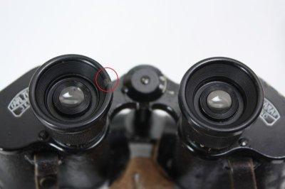 画像1: CARL ZEISS JENA SILVAMAR/カールツァイス 軍用双眼鏡