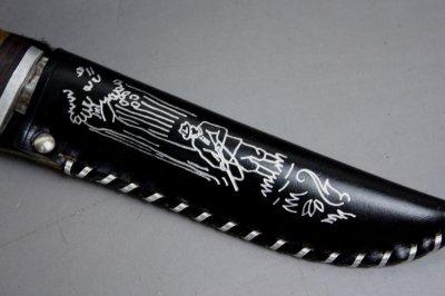 画像2: FROSTS MORA/クラシックナイフ