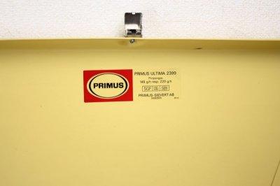 画像3: Primus ULTIMA 2399 PRIMUS SIEVERT AB  Sweden/プリムス 3バーナー
