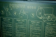 画像7: Primus 2050 B.A.Hjorth & Co Sweden/プリムスバーナー (7)