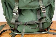 画像3: Backpackスウェーデン軍 バックパック リュックサック フレーム付き (3)