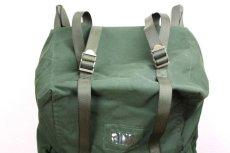 画像2: Backpackスウェーデン軍 バックパック リュックサック フレーム付き (2)