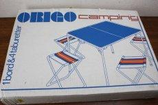 画像12: Origo Camping オリゴ キャンピング テーブルセット /Sweden (12)
