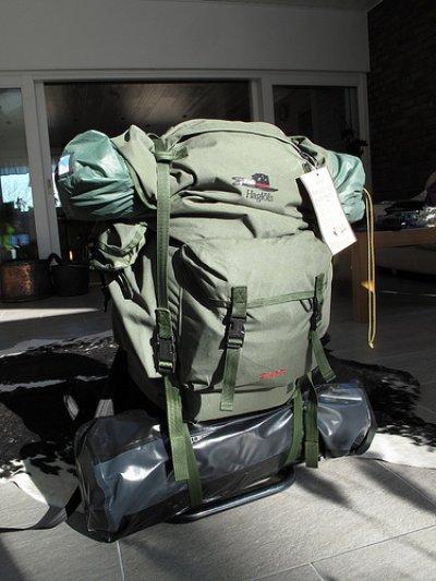 画像3: Haglofs Backpack Skarja ホグロフス バックパック / スウェーデン