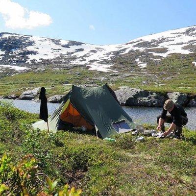 画像1: HELSport TRONDHEIM  ヘルスポート テント/ノルウェー