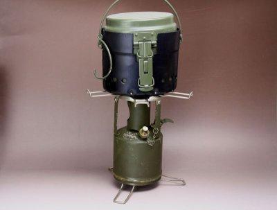 画像2: WWII British Army Hurlock ハーロック ミリタリーGIストーブ イギリス軍
