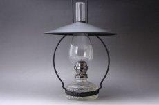 画像2: Antique oil lamp Sweden/スウェーデン アンティーク ランプ (2)