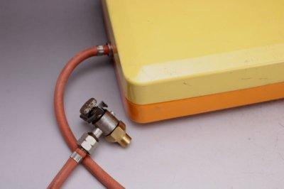 画像2: ガス アダプター ツーバーナー OD缶変換 シングル ジョイント 2個