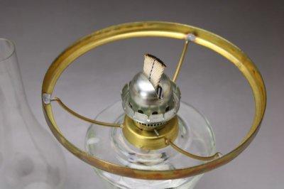 画像3: Antique oil lamp Sweden/スウェーデン アンティーク ランプ