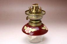 画像12: Antique oil lamp Sweden/スウェーデン アンティーク ランプ (12)