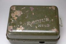 画像7: Radius43 バーナー軍用/Sweden (7)