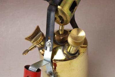 画像1: BlowTorch lamp/ブロートーチ ケロシン 未使用バーナー ランプ