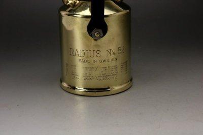 画像1: Radius 52 ブロートーチ 軍用トーチ/Sweden