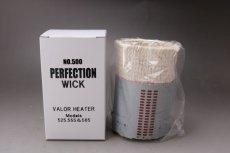 画像2: PERFECTION VALOR WICK 500/パーフェクション500 替芯 3個セット キャリア付き (2)