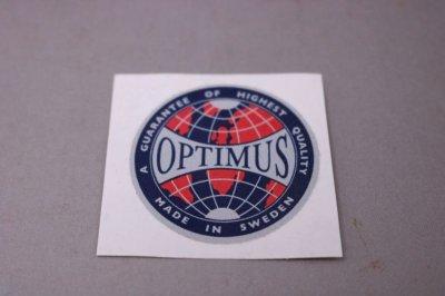 画像1: Optimus オプティマス デカール シール