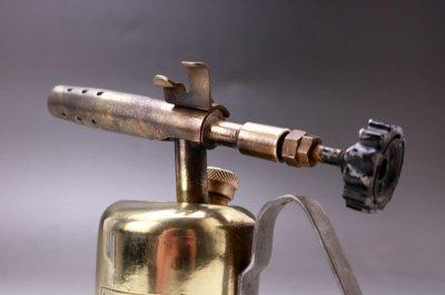 画像1: Primus No.802 BlowTorch lamp /プリムス ブロートーチランプ