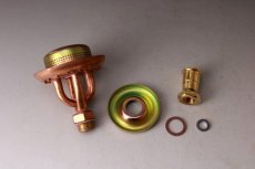 画像1: Silent burner head & Parts/サイレントバーナーヘッド&パーツ 5点セット (1)