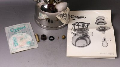 画像3: Optimus 930 Sweden/オプティマス ランタン【未使用】