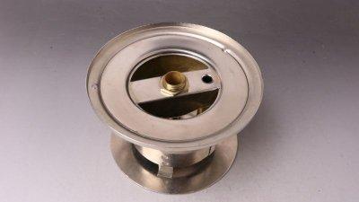 画像1: Radius 119用 ミキシングチューブストッパー 六角ナット /ラディウス 未使用/ランタン
