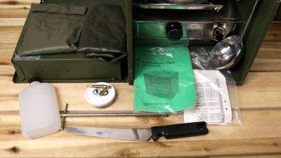 画像3: Camp set Sweden/スウェーデン軍キャンプセットM8210-111110/ケース備品付