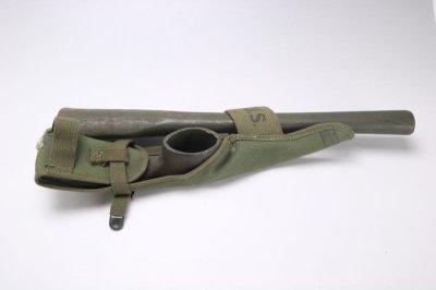 画像1: USアーミー ピッケル 米軍 斧 1945