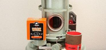 Heater Wick Parts/ストーブ各種 替え芯 パーツ