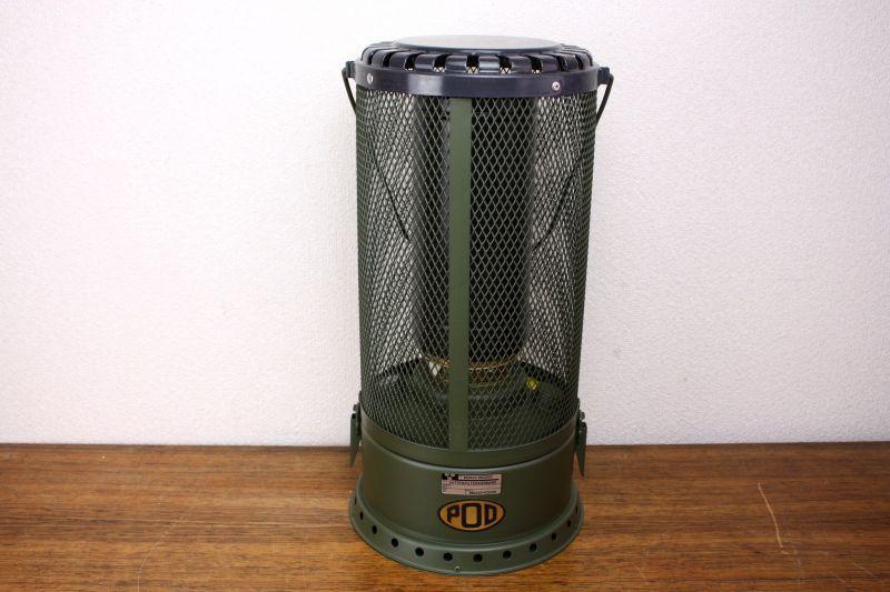 pod 7k heater 軍用ストーブ hor 31 北欧キャンプストーブとアウトドア