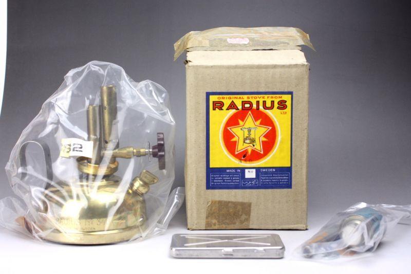 画像1: Radius No340 バーナー/Sweden【未使用】 (1)