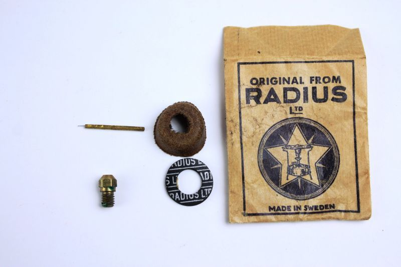 画像1: Radius119 ニードル  スペアキット/Sweden (1)