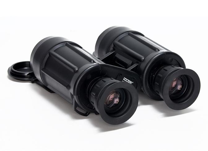 画像1: DOCTER 7x40 B/GA (ブラック)  双眼鏡 【未使用】 (1)