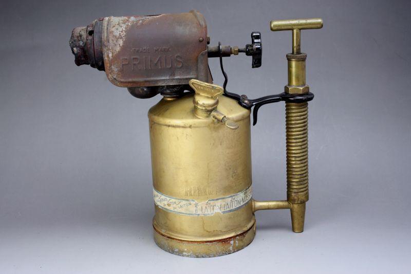 画像1: Primus  No605 BlowTorch lamp /プリムス ブロートーチランプ (1)