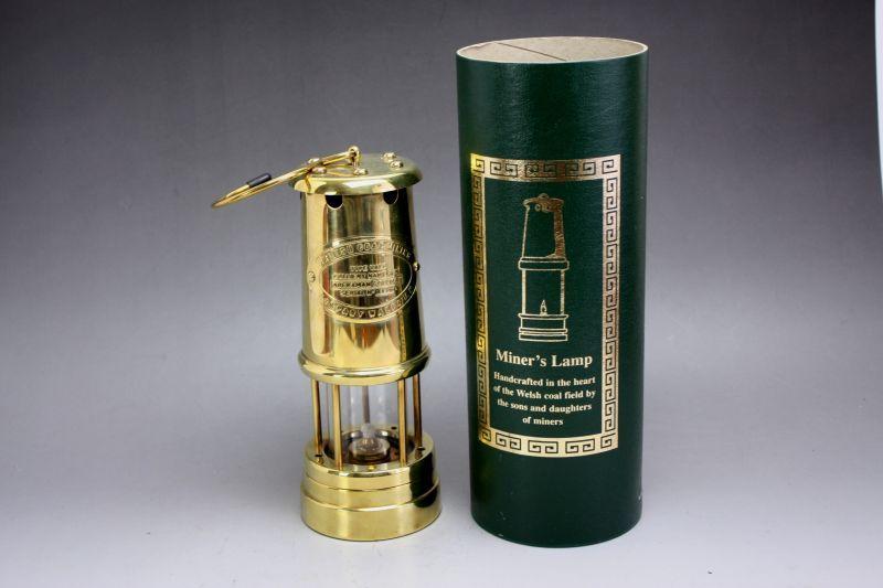 画像1: The Welsh Miner's Lamp U.K (1)
