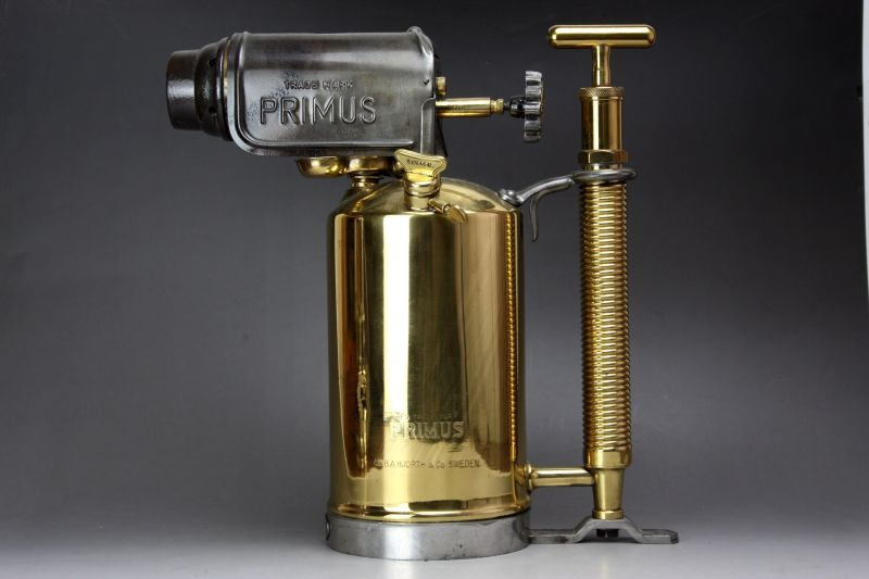 画像1: Primus  No607 BlowTorch lamp /プリムス ブロートーチランプ (1)