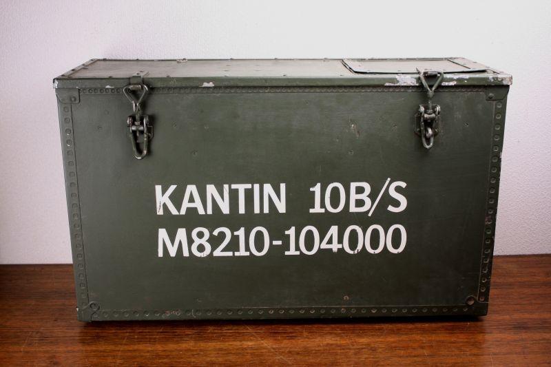画像1: スウェーデン軍キャンプセット 111バーナー付【未使用品】  (1)