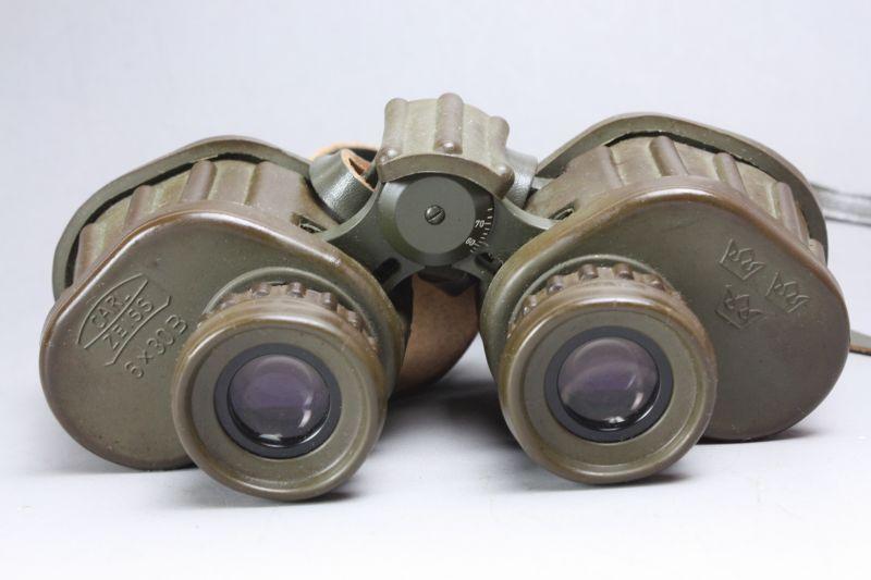 画像1: CARL ZEISS /カールツァイス スウェーデン軍用双眼鏡【未使用】 (1)