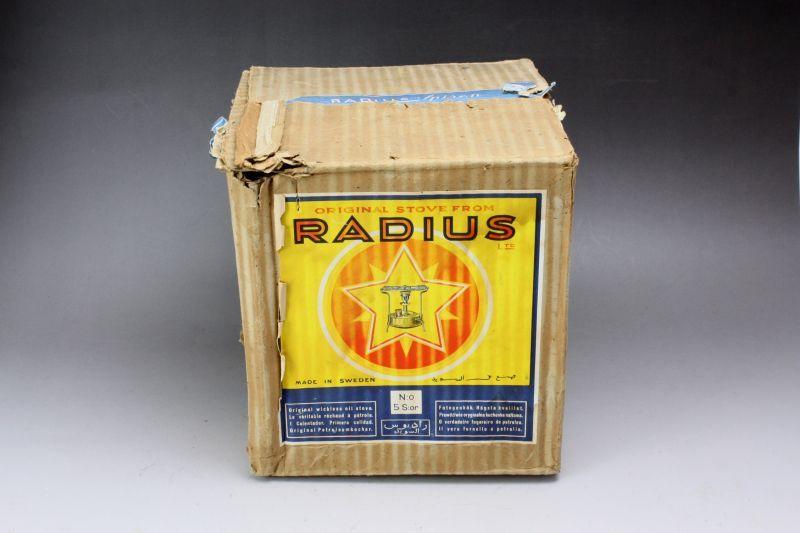 画像1: Radius NO5S バーナー未使用/Sweden (1)